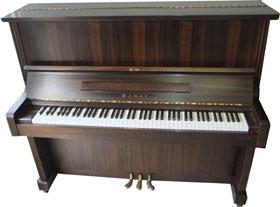 中古中型ピアノ
